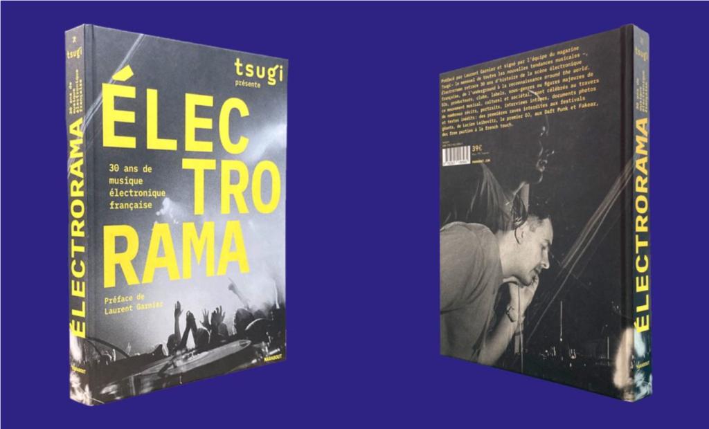 Electrorama : le livre sur l'histoire de la techno